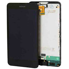 Original Completa Lcd Display Digitalizador Touch Screen Para Nokia Lumia 630/635 + Herramienta