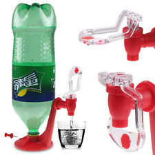 PORTABLE FIZZ SAVER COKE BEVERAGE DISPENSER