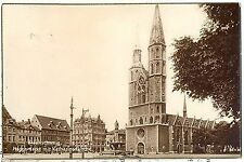D 70, Braunschweig, Hagenmarkt m. Katharinenkirche, 1934 gelaufen