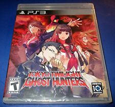 Tokoyo Twilight Ghost Hunters Playstation 3 - PS3 - Factory Sealed! - Free Ship!