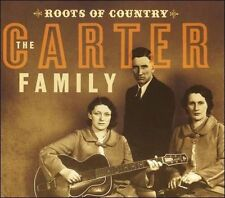 NEW Roots Of Country by The Carter Family CD (CD) Free P&H