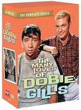 The Many Loves Of Dobie Gillis Collection Complete Series Season TV Show DVD Set