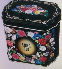 ANNA SUI Gift Box A Vintage flowers design made in Japan.