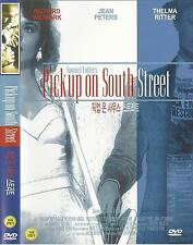 Pick up on South Street (1953, Samuel Fuller) DVD NEW