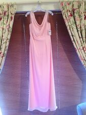 Kelsey Rose Dress Wedding Bridal Bridesmaid Pink