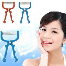 Chic 1pc Facial Hair Removal Handheld Threading Epilator Womens Face Beauty Tool