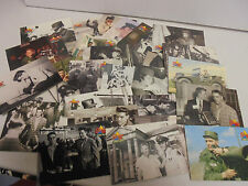 30 x Elvis Presley ARMY DAYS-1992 The River Group Elvis Collection Trading Cards