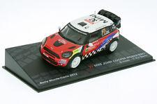 1:43 Mini Cooper wrc-dani sordo-Rally de Monte Carlo 2012-al 2012-mc-37i