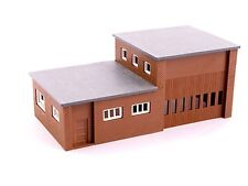 Modern Fire Station - Kestrel Design GMKD40 - N building plastic kit - free post