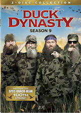 Duck Dynasty: Season 9 - 2 DISC SET (2016, REGION 1 DVD New)