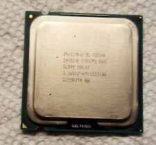 Intel Core 2 Duo E8500 3.16GHz 6M 1333 SLB9K Socket 775 CPU Processor