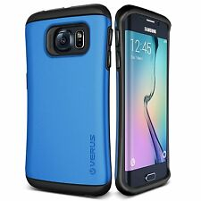 Versus Hard Drop Slim Fit Case for  Galaxy S6 Edge - Electric Blue