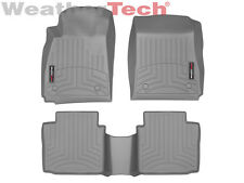 WeatherTech® DigitalFit FloorLiner for Chevy Impala - 2014-2017 - Grey