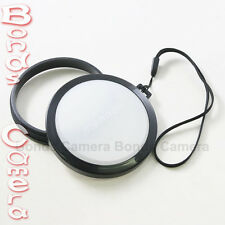 49 mm 49mm WB White Balance Lens Cap with Filter mount