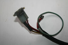VOLVO 140 Series wiring harness for reverse light & neutral switch on BW35. Nice