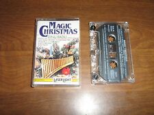 MAGIC CHRISTMAS Dinu Radu, Panflute 1989 Cassette Tape