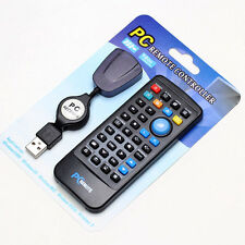 New Wireless USB PC Laptop Remote Control Media Center Controller