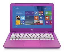 "-*BRAND NEW*/- HP Stream 13.3"" Laptop, Intel Celeron 2GB Memory- Orchid Magenta"