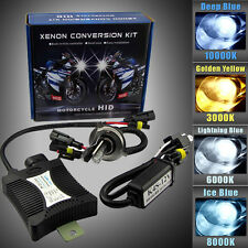 55W H4 H/L HID Bi Xenon 6000K 8000K Headlight Motorcycle Motorbike Bike lamp Kit