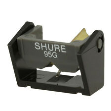 SHURE N95G Genuine Original Stylus — NEW!     SHURE M95 CARTRIDGE SERIES