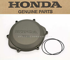 New Genuine Honda Right Clutch Cover with O-ring Seal 2002-08 CRF450 R OEM #o26