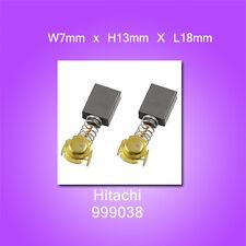 Brushes to suit Hitachi Tools  C10FB, C10FCE, C10FCE2, 999038