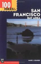 100 Hikes in the San Francisco Bay Area-ExLibrary