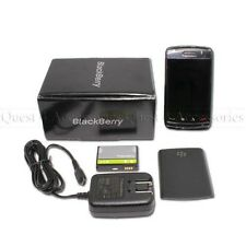 BlackBerry Storm 2 9550 w/Charger Battery Box Cellphone Smartphone GSM UNLOCKED