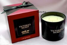 New Victoria's Secret VANILLA NOIR 3-wick Scented Candle 14.5 oz. *Limited Ed.*