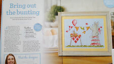 Bunny & Bunting by Helz Cuppleditch & Spring designs by Jane Henderson charts