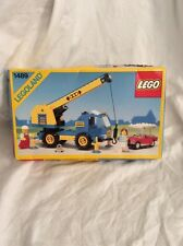 NISB Lego 1489 Town Classic Mobile Car Crane Truck City Traffic Vintage Rare