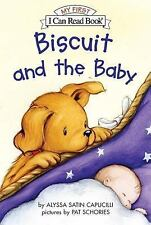 Biscuit and the Baby by Alyssa Satin Capucilli (2005, Hardcover)