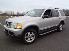 Ford: Explorer 4dr 4.6L XLT