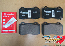 2012-2016 Jeep Grand Cherokee SRT Brembo Rear Brake Pads Mopar OEM