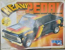 MPC 1:25 scale Unassembled Model Kit Heavy Pedal Chevy Pickup #0448