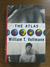 THE ATLAS by William T. Vollmann  -  1st/1st 1996  HCDJ  - 1-10  fine