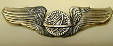 US ARMY AIR FORCES NAVIGATOR WING 3 INCH