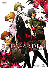 Red Garden . The Complete Series & OVA Collection . Anime . 4 DVD . NEU . OVP