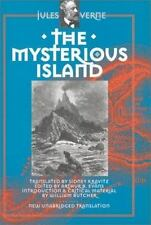 The Mysterious Island (Early Classics of Science Fiction Series)-ExLibrary