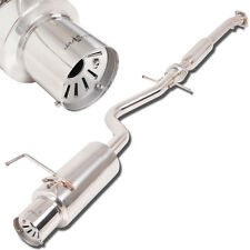 """JAPSPEED STAINLESS STEEL 2.5"""" CAT BACK RACE EXHAUST SYSTEM FOR LEXUS IS 200 98+"""