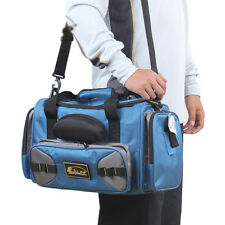 Fishing Tackle Bag Storage Shoulder Carry Waterproof Saltwater Handbag