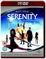 Serenity HD - DVD 2006 (1Disc) Joss Whedon Oscar Winner Director. NEW & SEALED*