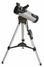 Celestron 31150 LCM 114 Short Computerised Reflector Telescope - Christmas Gift!