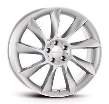 Lorinser Leichtmetallrad RS8 9,5x19 ET38 Silber für Mercedes Benz, VW, Audi, ...