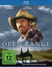 § Blu-ray * OPEN RANGE - WEITES LAND   Robert Duvall - Kevin Costner # NEU OVP