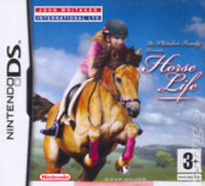 whitaker family presents horse life ds