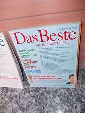 Reader's Digest, Das Beste, Februar 1989