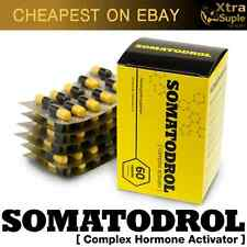 Somatodrol Activator of the male 60 Capsules Orginal
