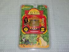 New Tiger Electronics Disney's The Lion King electronic game factory sealed