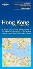 Travel Guide: Lonely Planet Hong Kong City Map by Lonely Planet Publications...